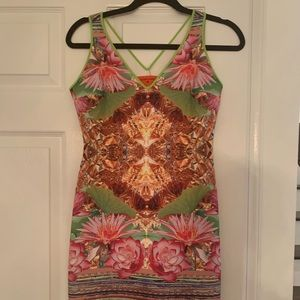 Clover Canyon Cocktail Dress Size Medium